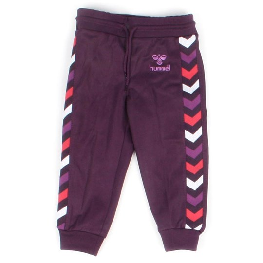 Hummel Christina Pants Multi Purple Purple