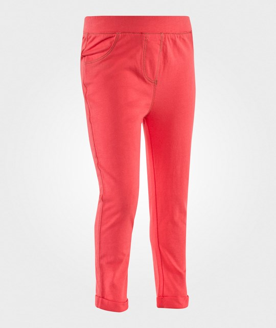 Esprit Pants Knitted Coral Red Coral Red