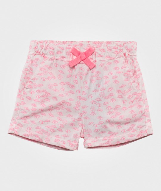 United Colors of Benetton Printed Shorts Pink PINK 82G
