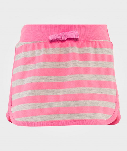 United Colors of Benetton Stripe Jersey Skirt Pink PINK 902