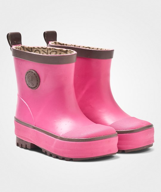 Reima Naba Rubber Boots Pink Pink