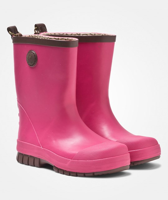 Reima Raba Rubber Boots Pink Pink