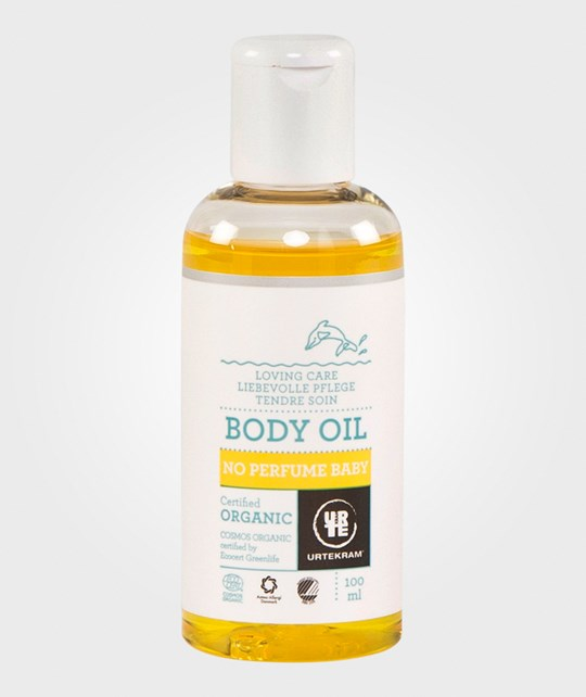 urtekram body oil