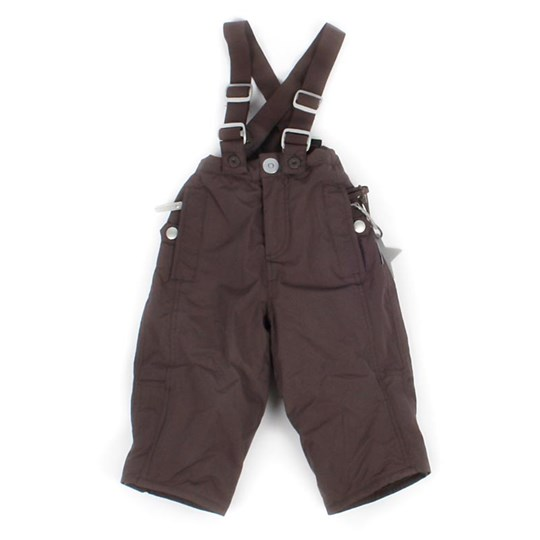 Mini A Ture Willy Overalls Dark Coffee BROWN