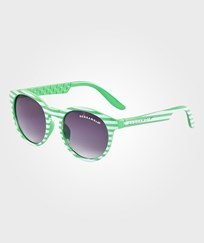 Geggamoja Sunglasses Lime Green Lime Green