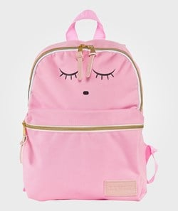 Livly Sleeping Cutie Backpack Pink