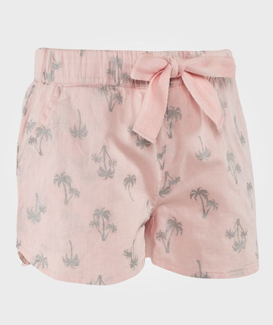 How To Kiss A Frog Dee Shorts Powder Palm Pink