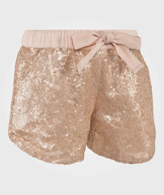 How To Kiss A Frog Dee Shorts Sparkle Pink Rosa