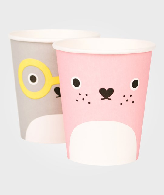My Little Day 8 Paper Cups - Noodoll Noodoll