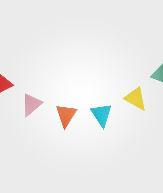 My Little Day 3m Paper Bunting - Multicolor Multicolour