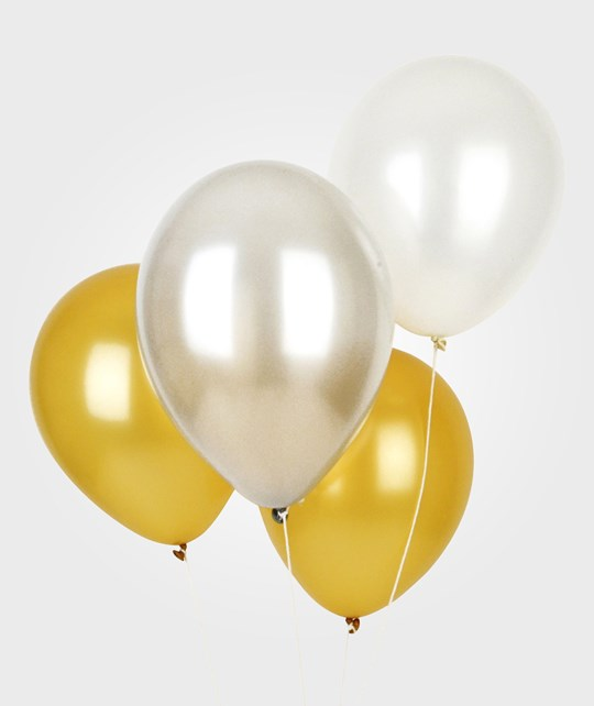 My Little Day 10 Balloons Mix - Metallic Metallic