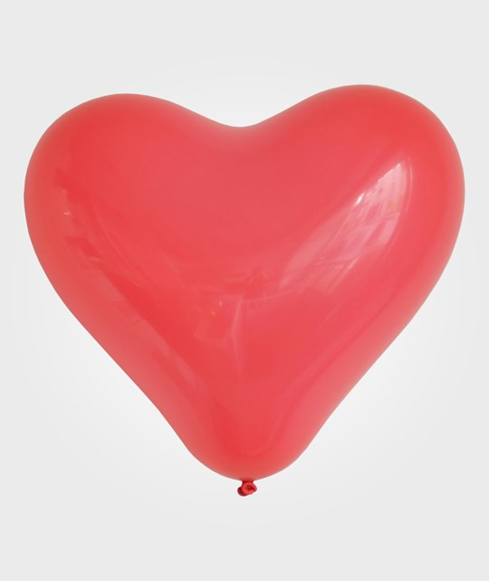 My Little Day 10 Heart Balloons - Red Red