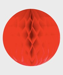 My Little Day Honeycomb Paper Ball - Red Red