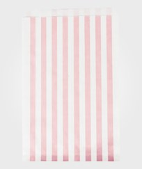 My Little Day 10 Paper Bags - Light Pink Stripes light pink stripes