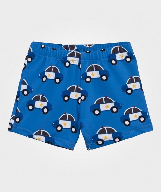 Lindberg William Swim Trunks Blue Blue