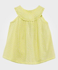 United Colors of Benetton Micro Heart Blouse Yellow YELLOW 81V