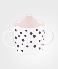 Done by Deer Happy Dots Sippy Cup Powder Powder