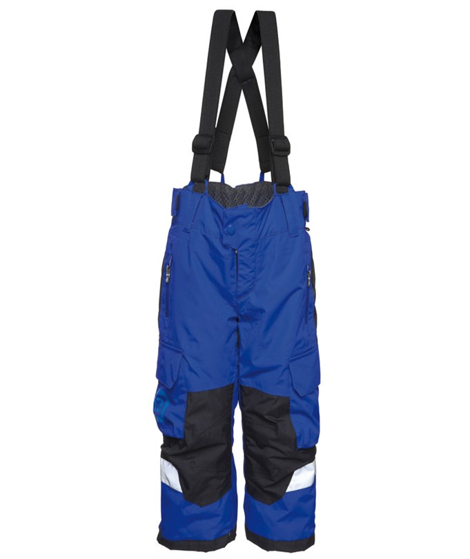 Jesse Kids Bib Pant Royal Blue