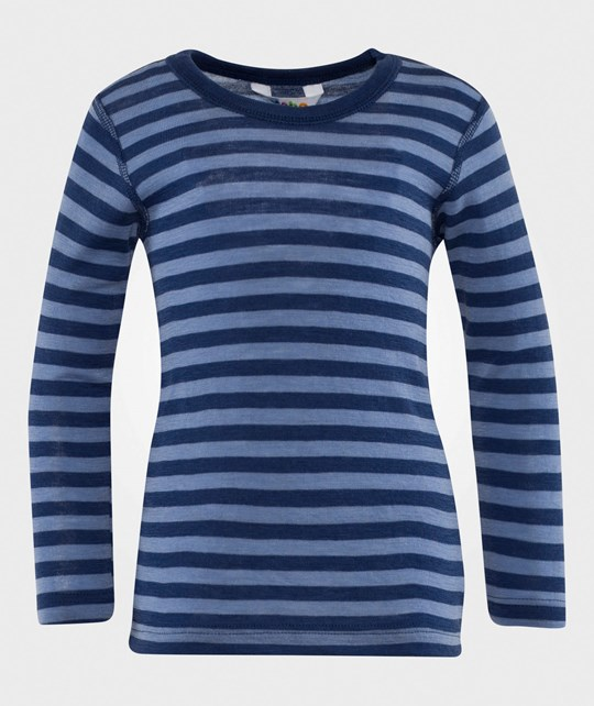 Joha Sweater Stripe Blue Sand