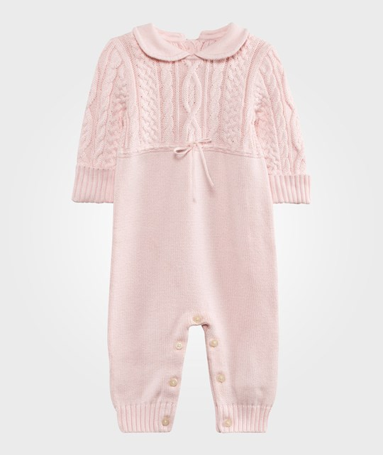 Ralph Lauren Coverall Morning Pink Pink Pink