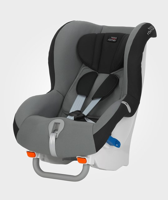 Britax Max-Way Steel Grey Harmaa