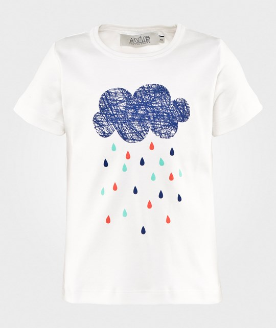 Anïve For The Minors Cloud T-Shirt White 20