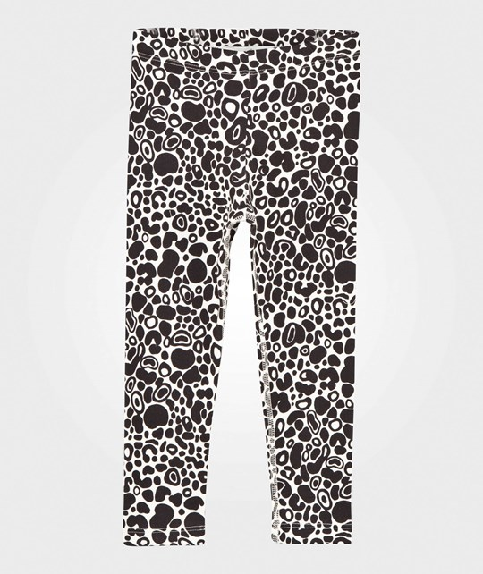 Anïve For The Minors Spots Leggings White/Black 20