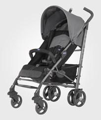 Chicco Liteway® Stroller With Bumper Bar Coal COAL