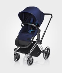 Cybex Priam 2-in-1 Seat Platinum Line Royal Blue Blå