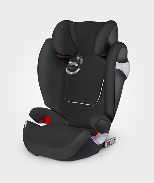 Cybex Solution M-Fix Car Seat Happy Black Happy Black