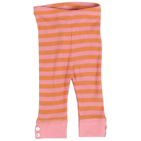 Noa Noa Miniature Leggings JLK Striped оранжевый