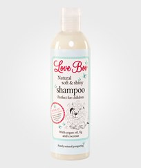 Love Boo Natural Soft & Shiny Shampoo 250ml White