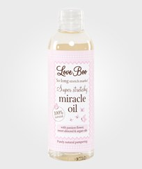 Love Boo Super Stretchy Miracle Oil 100ml Hvid