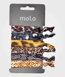 Molo Mixed Hair Elastics Wild