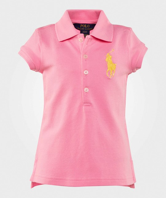 Ralph Lauren Stretch Cotton Polo Shirt Heritage Pink Heritage Pink