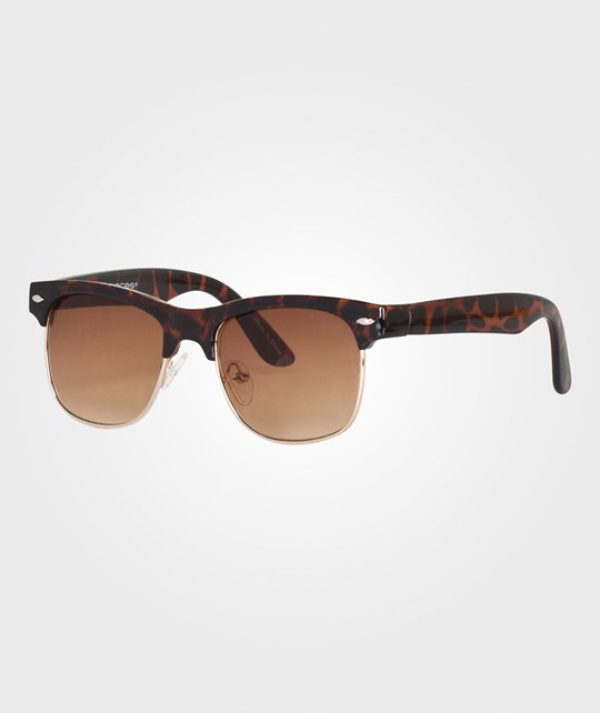 Little Pieces Vibba Sunglasses Box Tortoise Shell Tortoise Shell