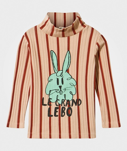Bobo Choses Polo T-Shirt Bunny Shell