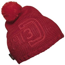 Didriksons Alva Kids Beanie Dark Red