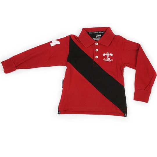 Lundmyr Of Sweden Polo Shirt Red Red