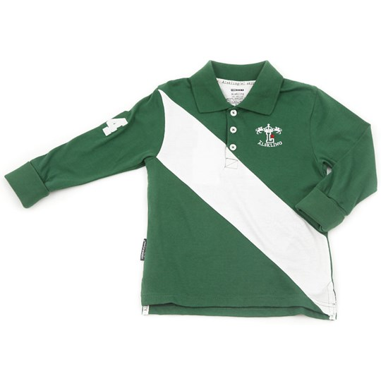 Lundmyr Of Sweden Polo Shirt Green Green