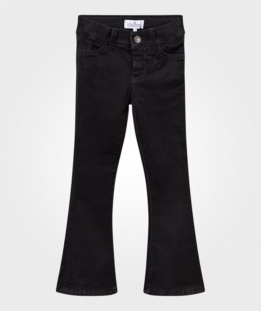 Little Remix Jr Moon Flared Jeans Black Black