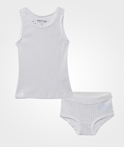 Mini A Ture Anna K Underwear Antique White