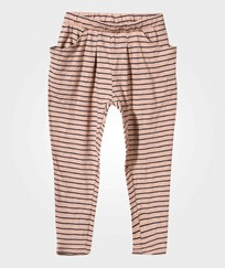 Noa Noa Miniature Mini Sailor Striped Byxor  Misty Rose Misty Rose