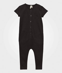Gray Label Playsuit Nearly Black