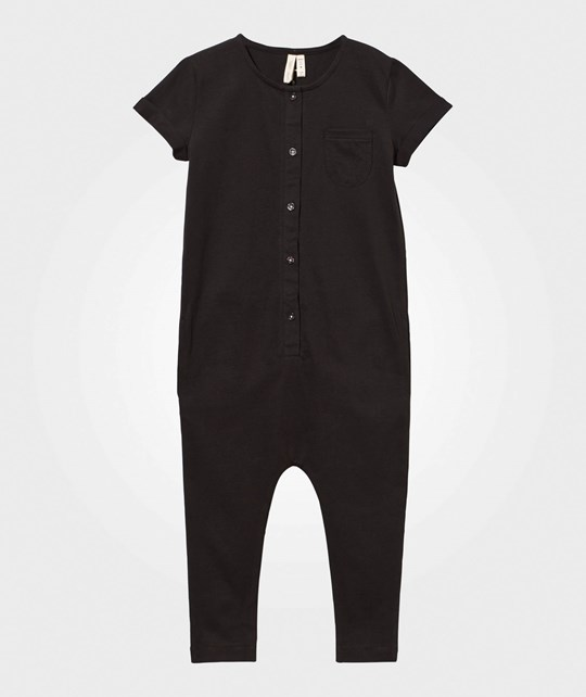 Gray Label Playsuit Nearly Black Nearly Black
