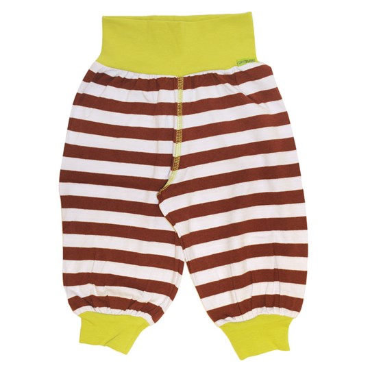 Plastisock Baby Trainer Pants Chocolate BROWN