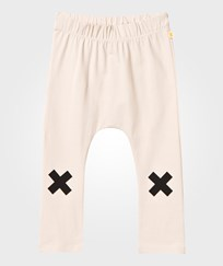 Tinycottons Logo Pant Beige Beige