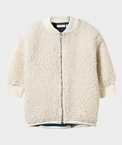 Tinycottons Sherpa Coat Beige