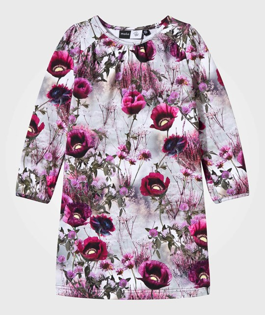 Molo Ceria Dress Winter Meadow Winter Meadow