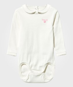 GANT Girl Body With Small Collar White